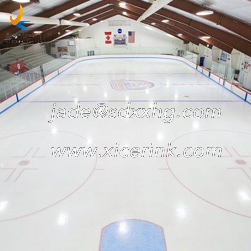 Ice Hockey Floor Tile 500x500x6mm