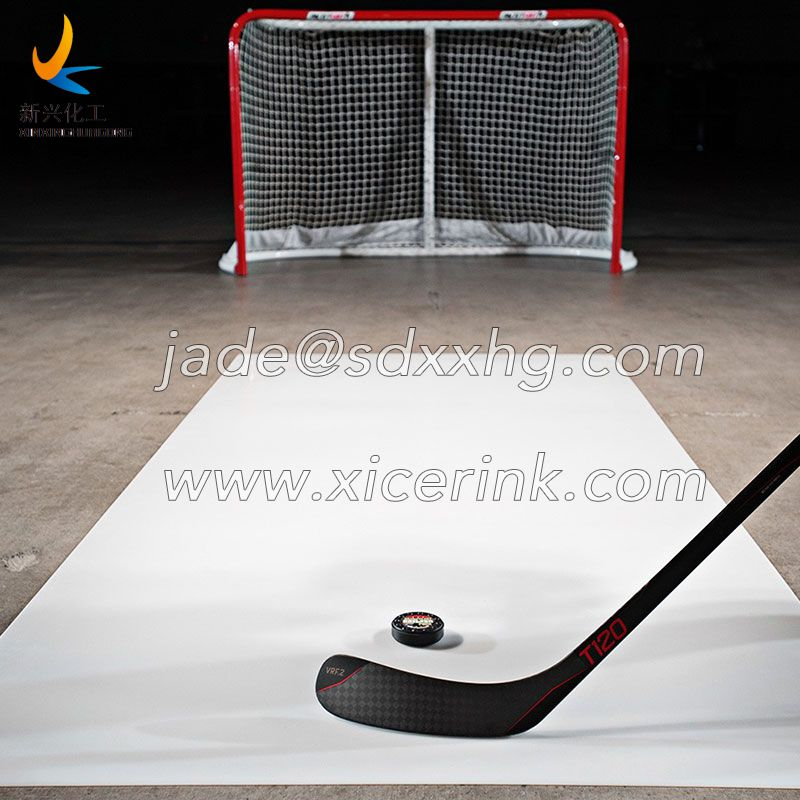 Hockey Shooting Pad and Hockey Sticks