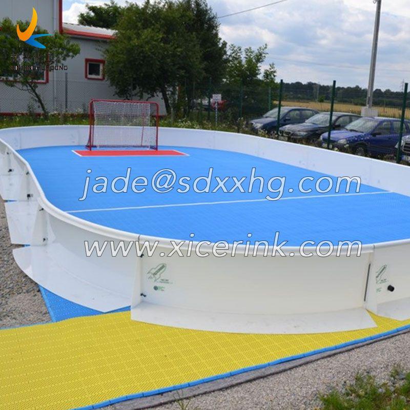 Ice Rink Floorball Rink Board