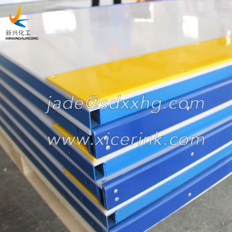 HDPE Plate for Ice Hockey Rink Dasher Board