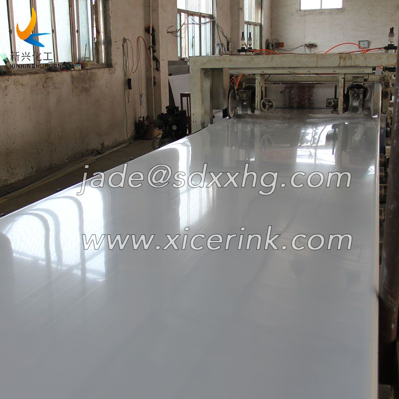HDPE Sheet for Ice Rink Dasher Board 1200x2000x10mm