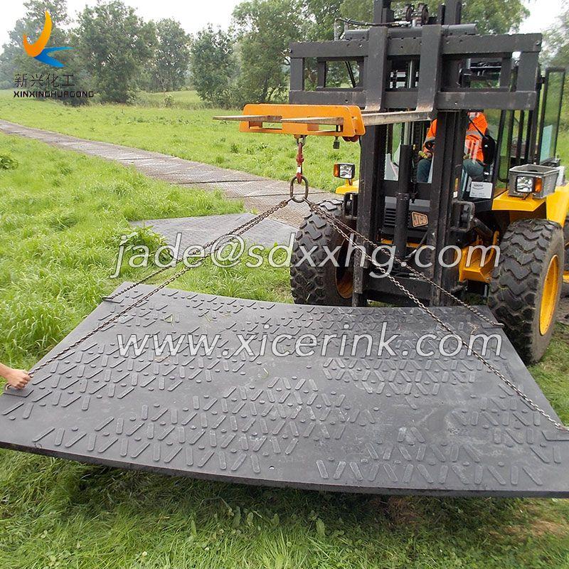 2500x3000x37mm Composite Heavy Duty Paving Slabs