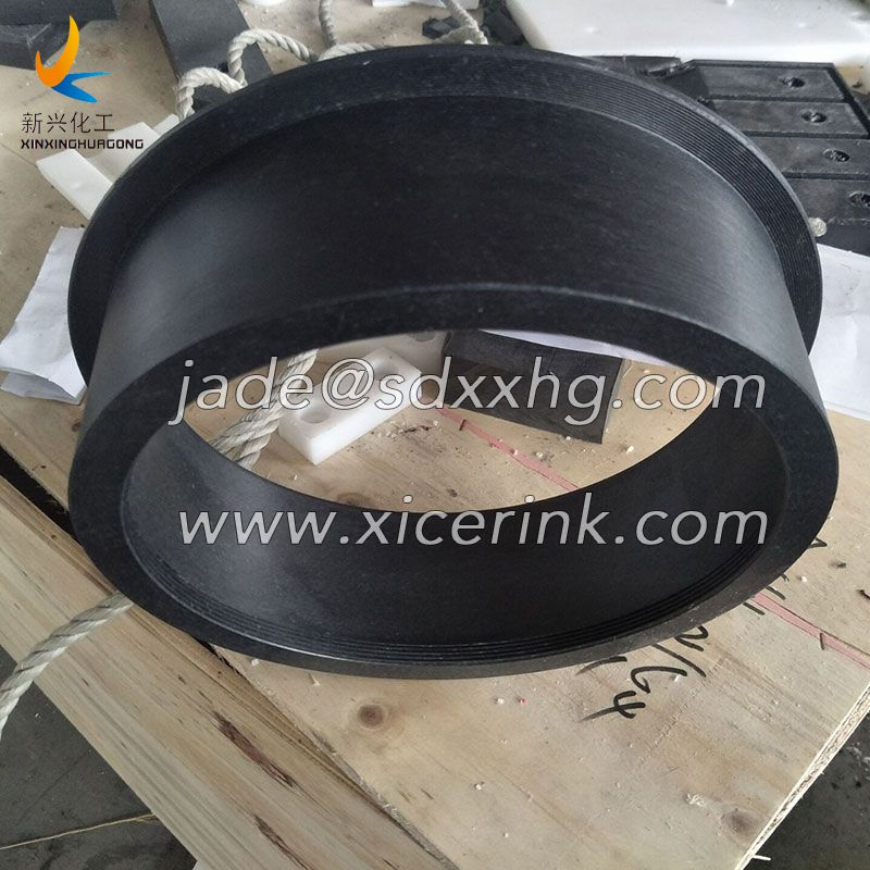 UHMWPE Machine Fitting