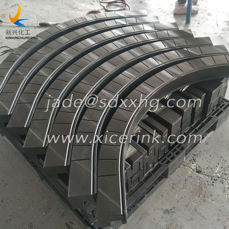 UHMWPE Dewatering Elements