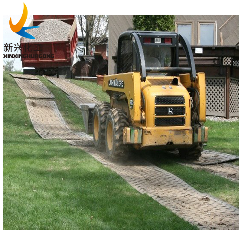 Ground Protection Mat to protection the road or grass