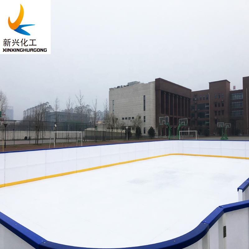 HDPE Dasher board/Ice Rink Barrier/Ice hockey rink board
