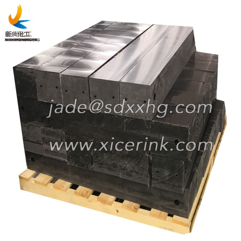 Black Anti-static Polyethylene Sheet UHMWPE sheet
