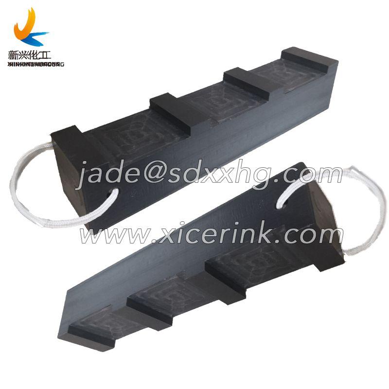 Mobile PE Stackable Cribbing Jacking Block