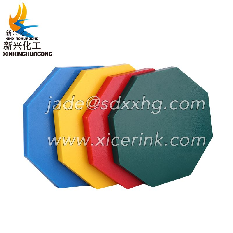 dual color hdpe sheet marine grade - seaboard or starboard hdpe double layer plastic