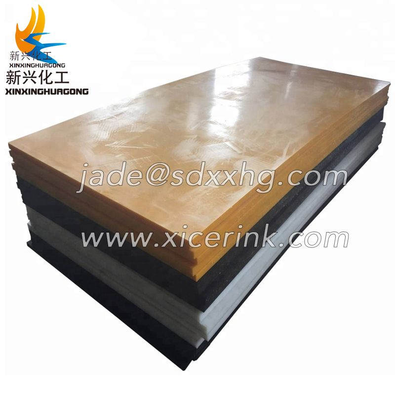 high density uv stabilized hdpe plastic sheets pe 500 polyethylene board / sheet