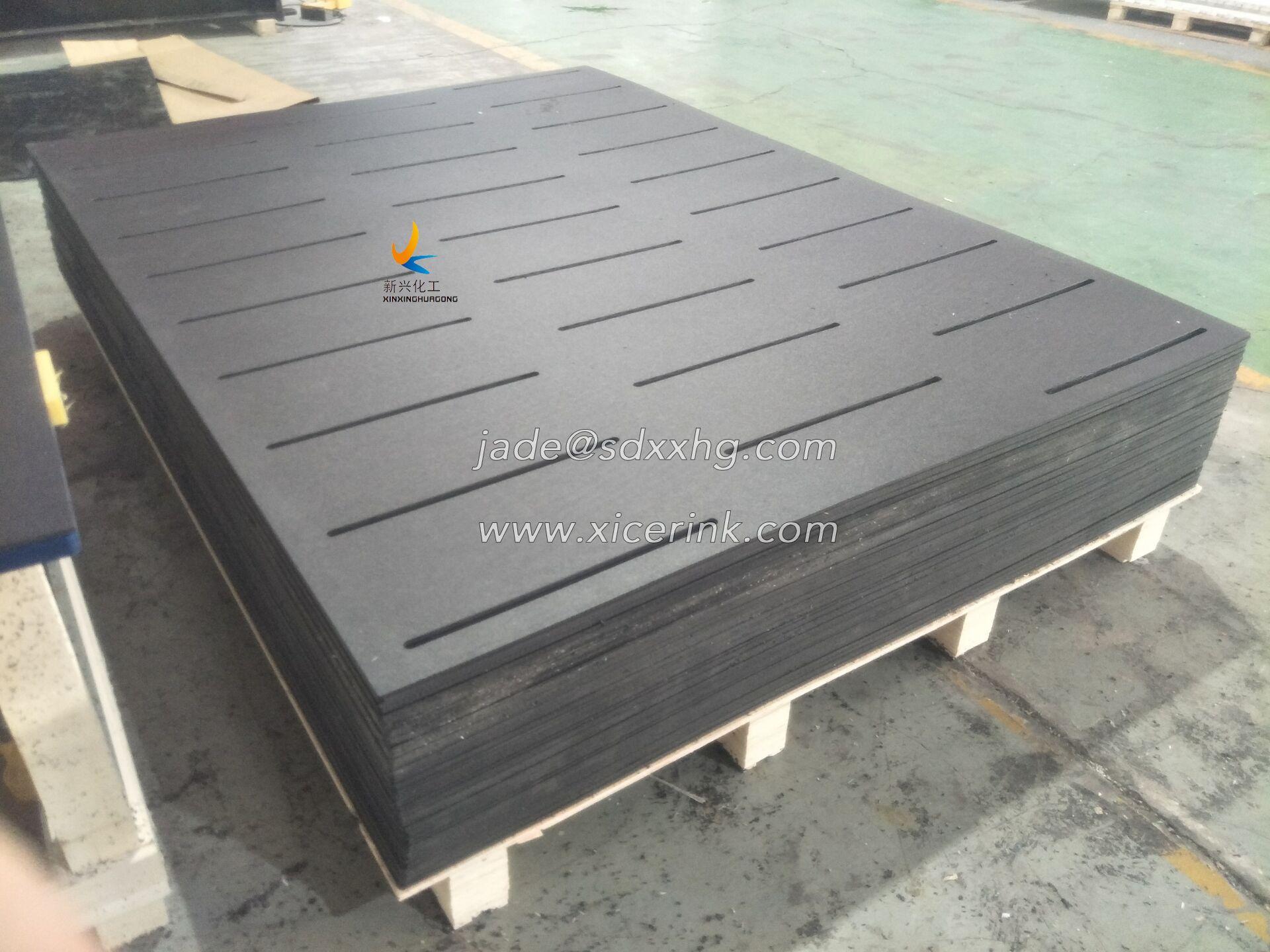 UV stabilizing HDPE plastic Sea board UV Stabilized HDPE Sheet