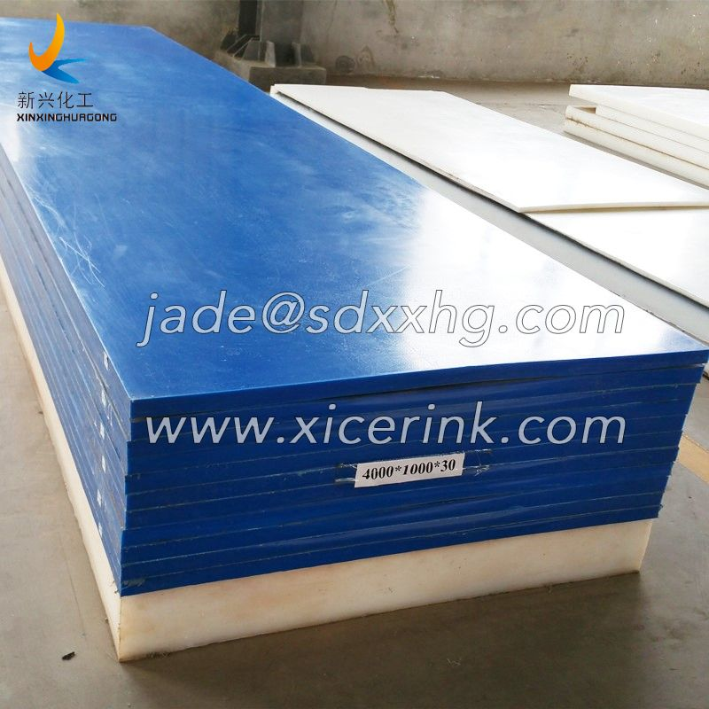 UV stabilizing HDPE plastic Sea board UV Stabilized HDPE Sheet