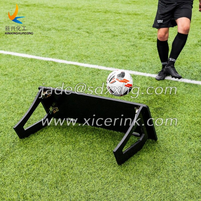 football dasher board football rebound wall football soccer rebounder