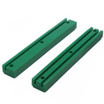 High Quality Wear Resistance PE1000 Parts CNC PE500 Block Polyethylene Conveyor Bearing