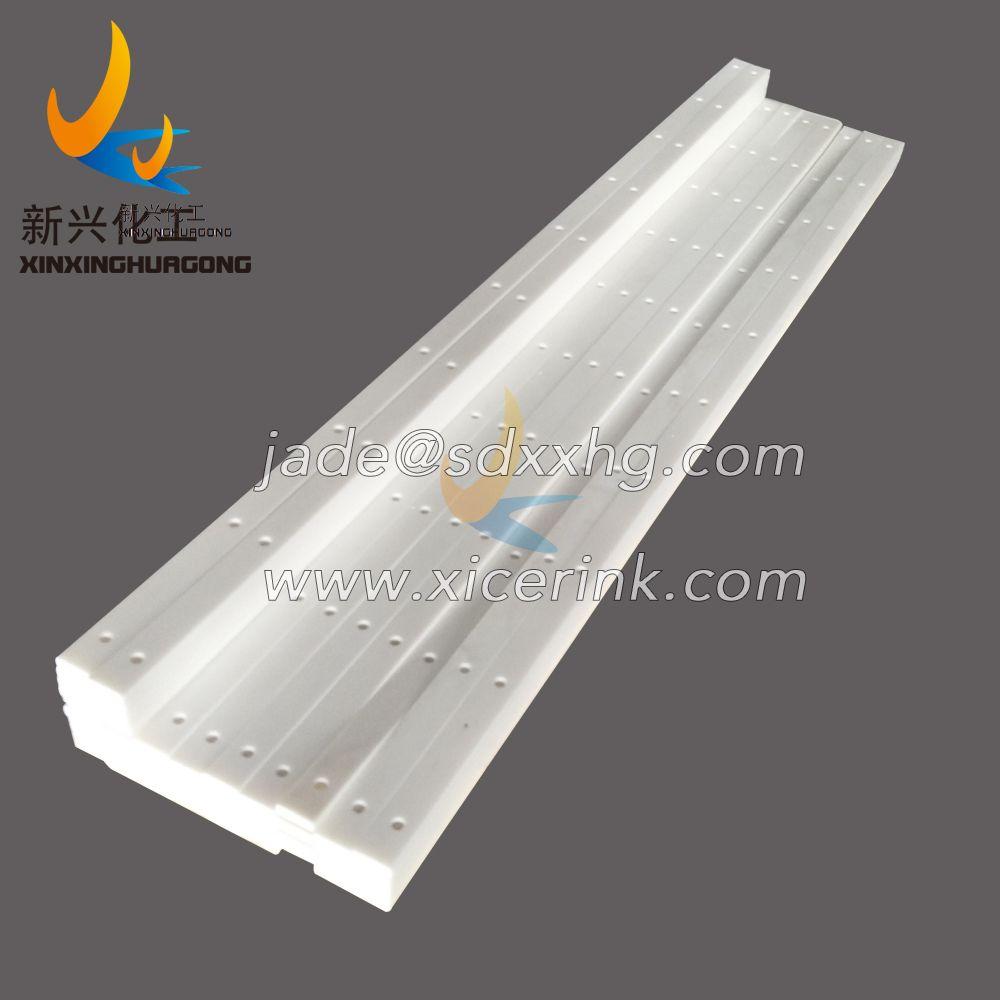 plastic uhmwpe sheet conveyor plastic wear strip