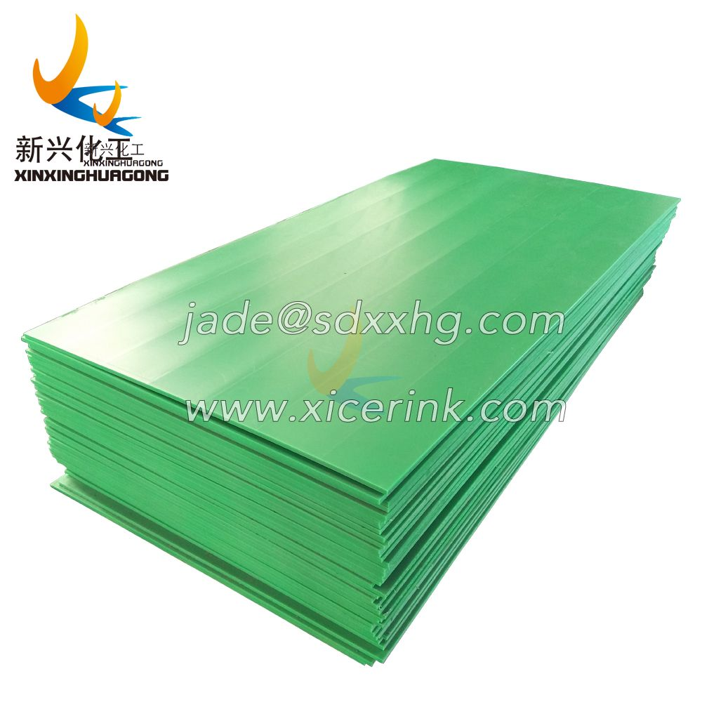 Wear Resistance Natural (UHMW-PE) Upe Sheet