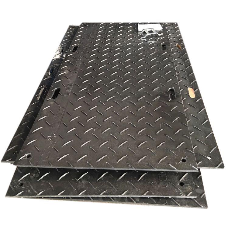 heavy duty mats ground protection mat pe plastic ground protection mats