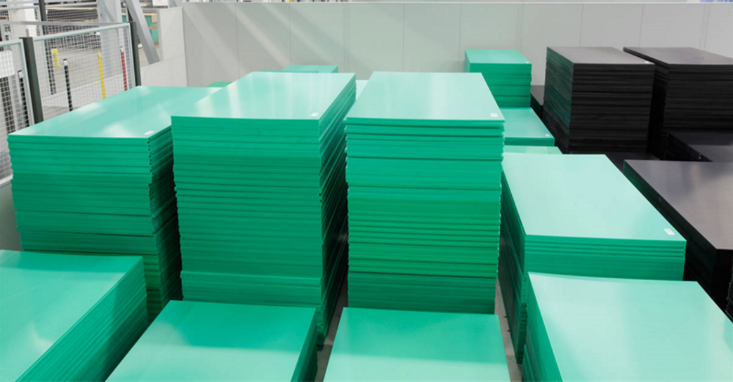 Uhmwpe Sheet High Gloss 8x4 White Plastic Hdpe Sheet