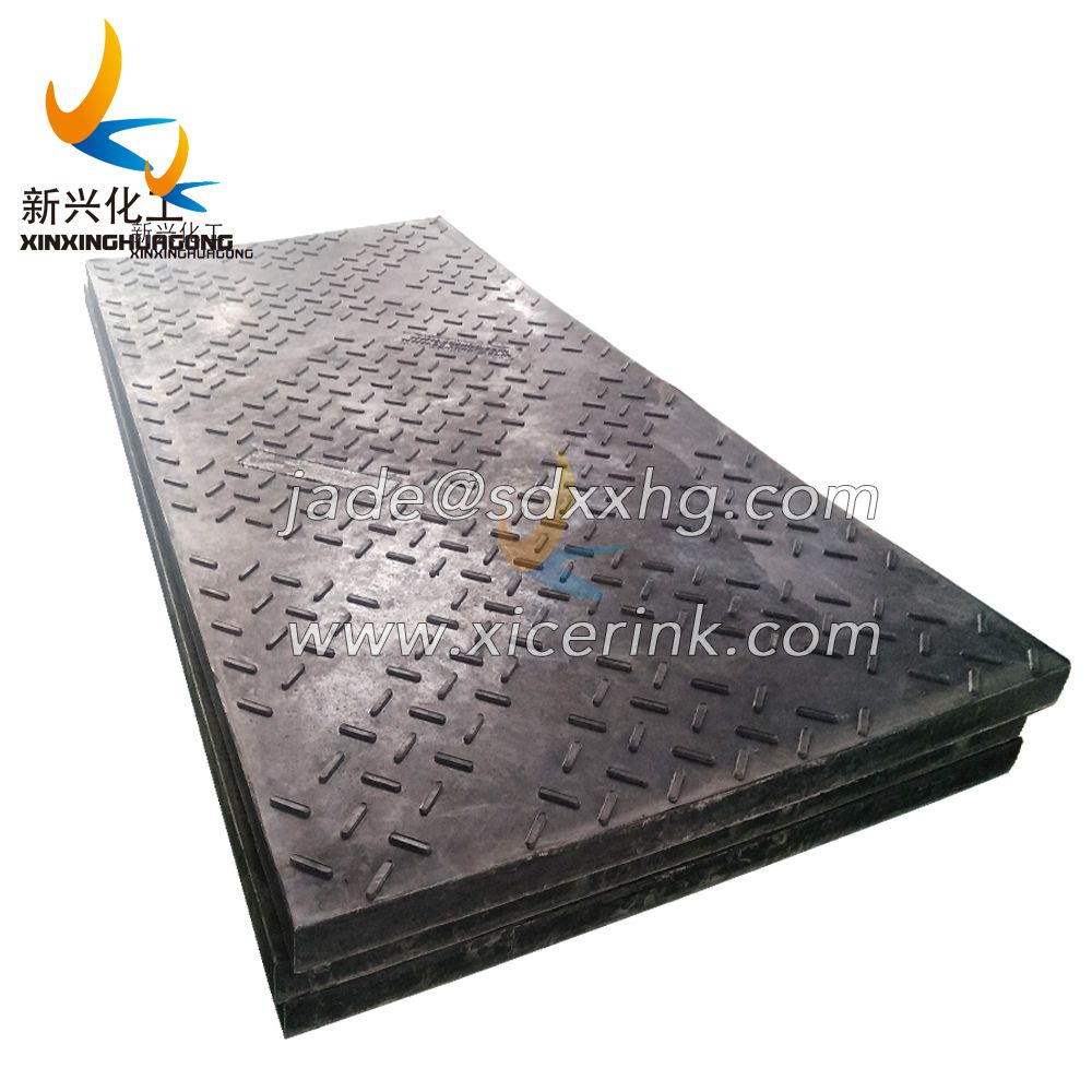 Heavy duty ground protection mats Big order 36 by 40HQ