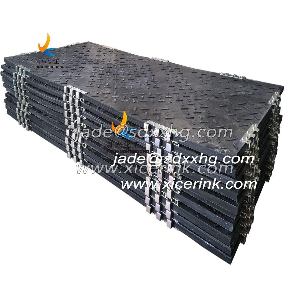 Heavy duty construction mats/Temporary Road Mat similar to Duradeck
