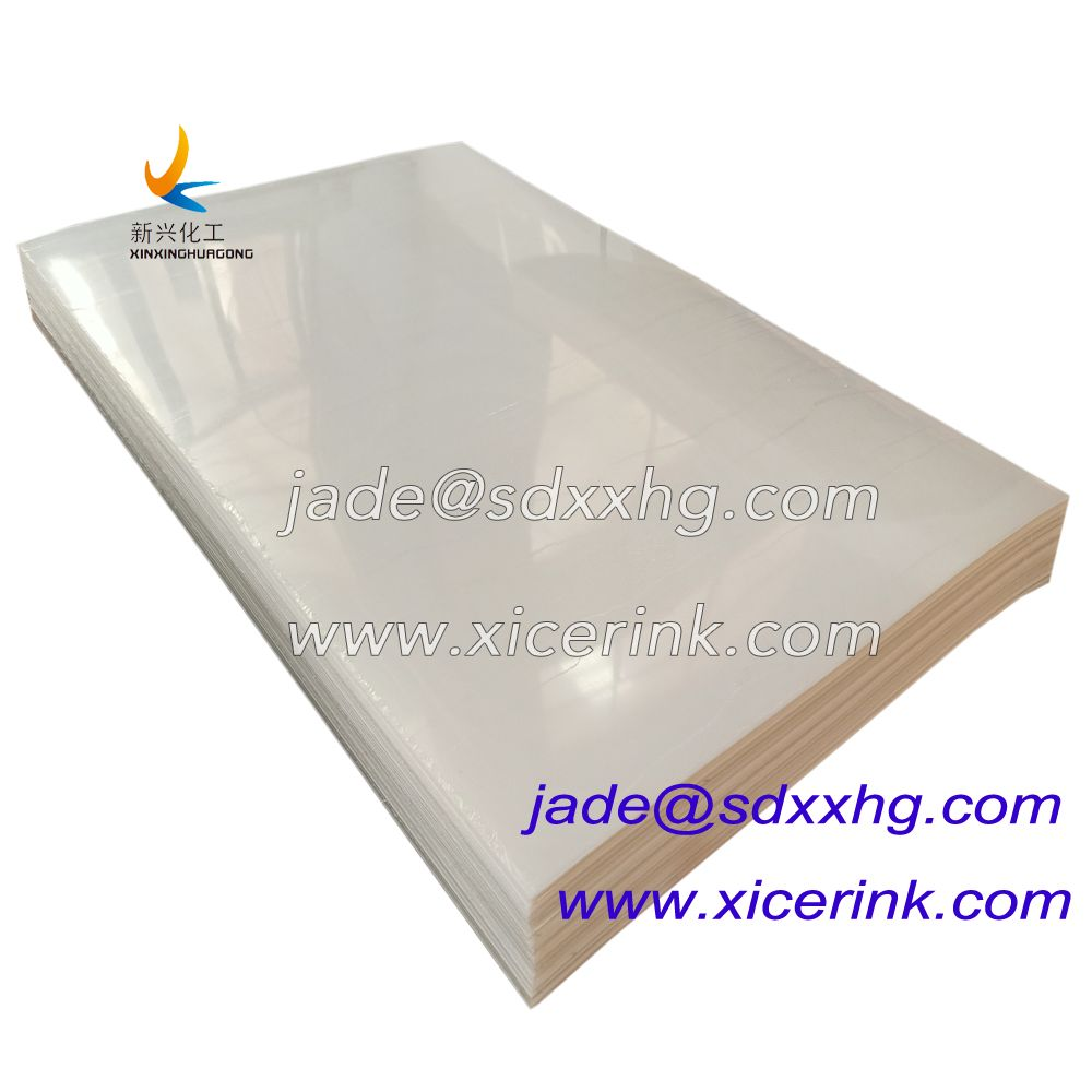 Smooth Plastic 4x8 ft Hdpe Sheet