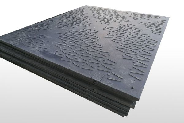Temporary HDPE Plastic Heavy Equipment Road Mat for Construction