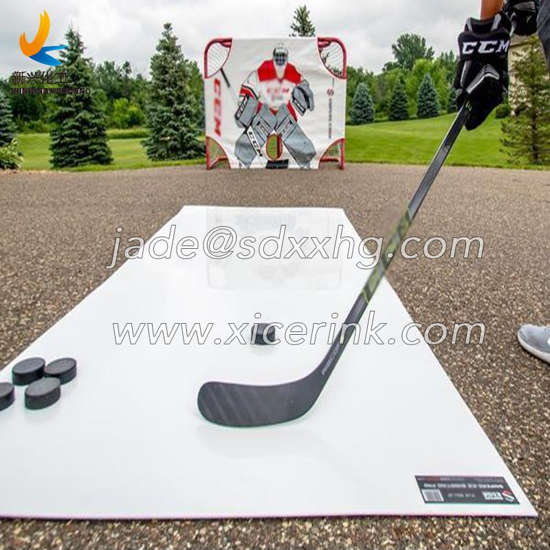 24x40 inch ice hockey shooting mats for traning