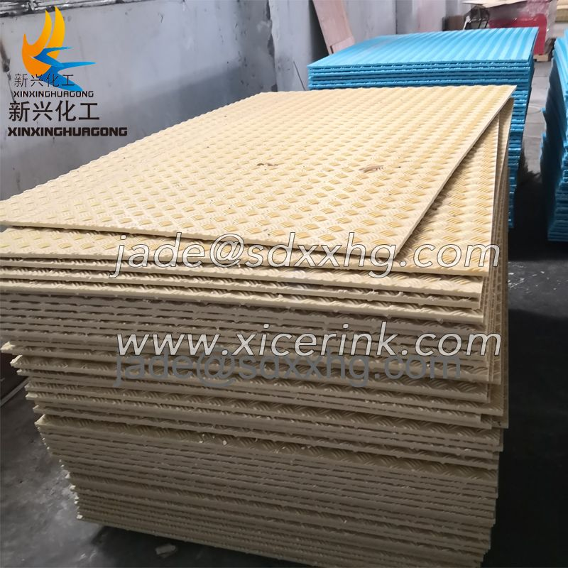 Ground Protection Mats Track Mats