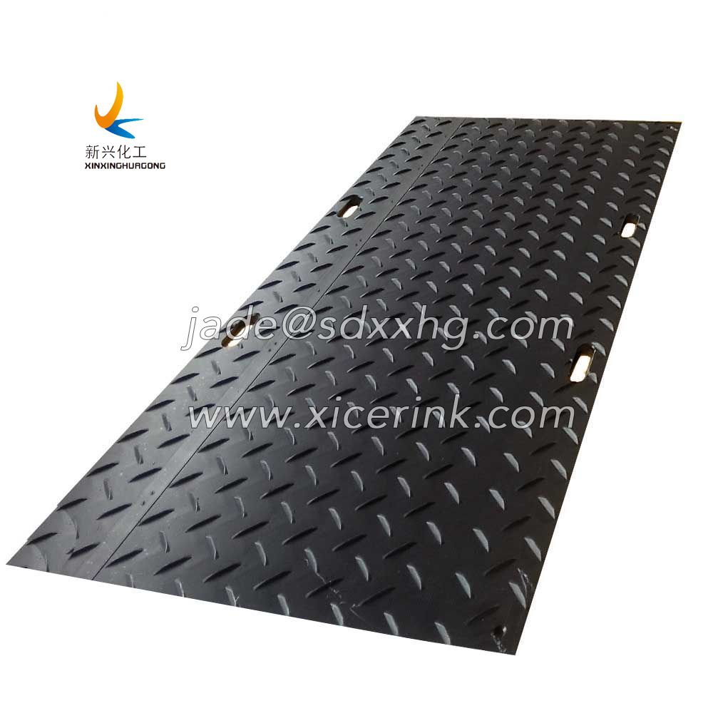 Ground Protection Mats Market Track Mat Temporary Road Hard Plastic