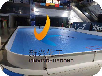 Floorball rink set, 10 x 20 m
