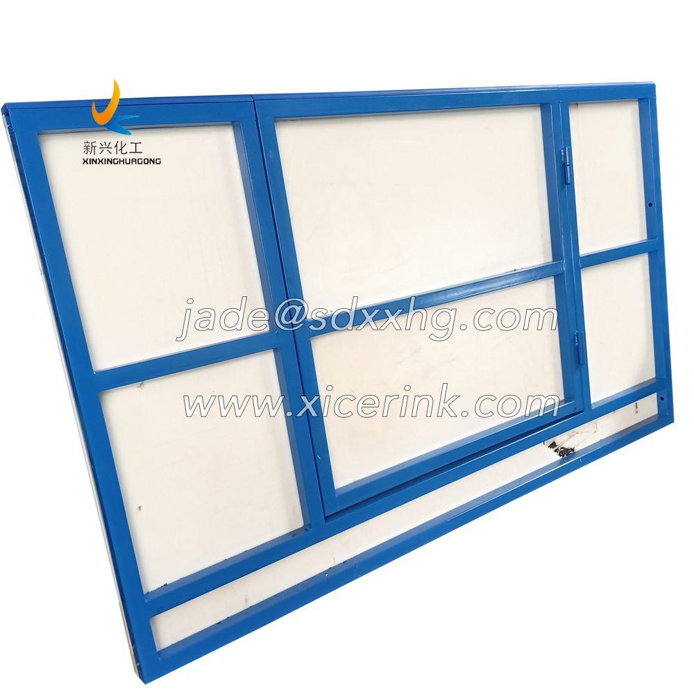 Dasher Board Portable Ice Hockey Dasher Board