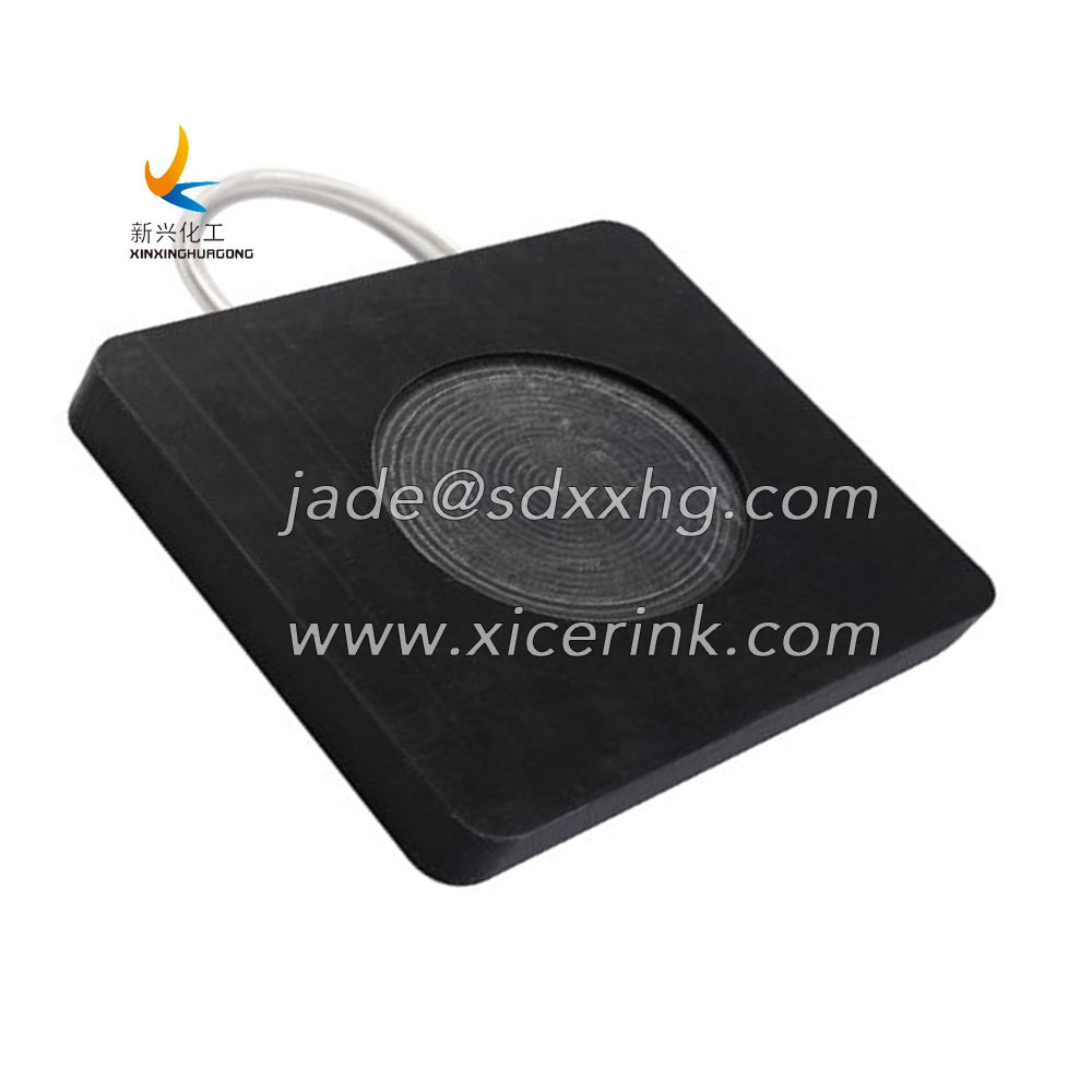 Customized PE and UHMWPE Durable Crane Foot Outrigger Pads for Lifting And Supporting Work