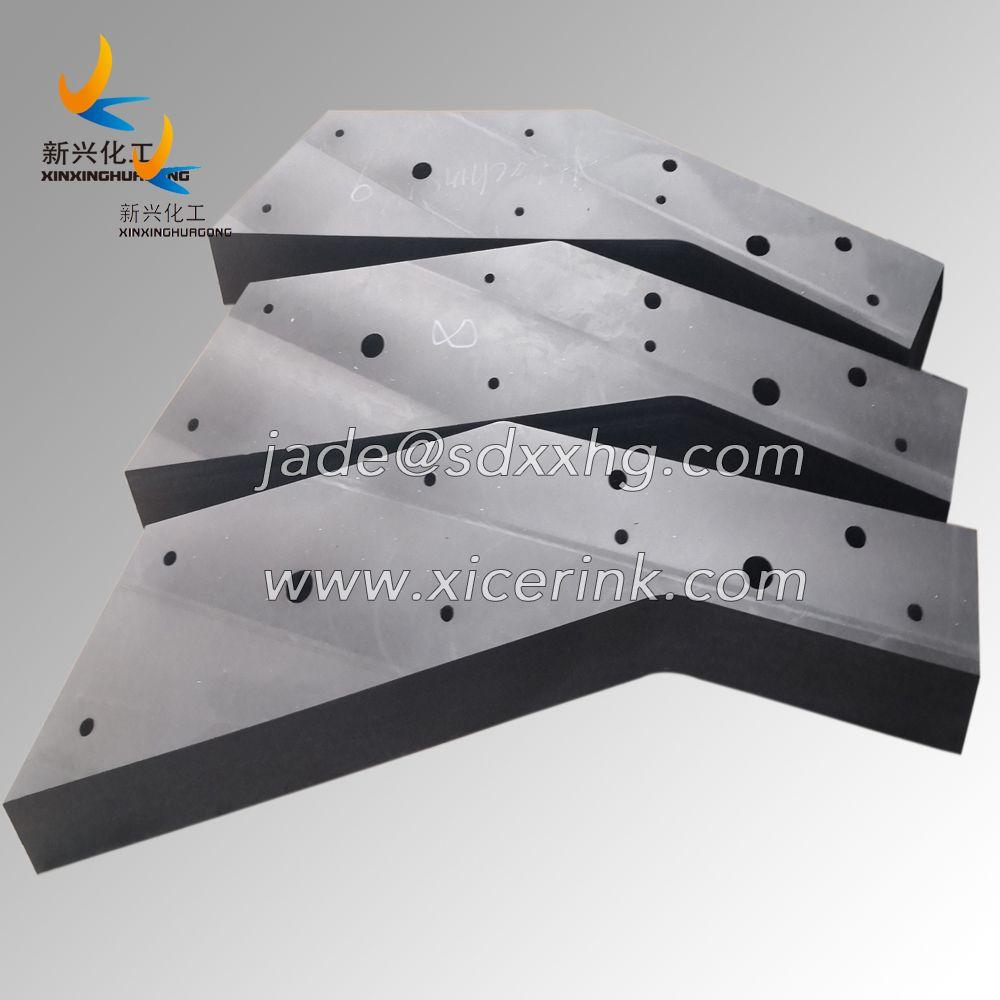 Wear ResistanceWear Resistance UHMW strip PE 1000 Sheet, PEHD Block, Polyethylene plates